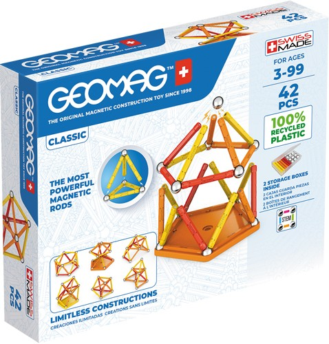 geomag classic green 42 pieces